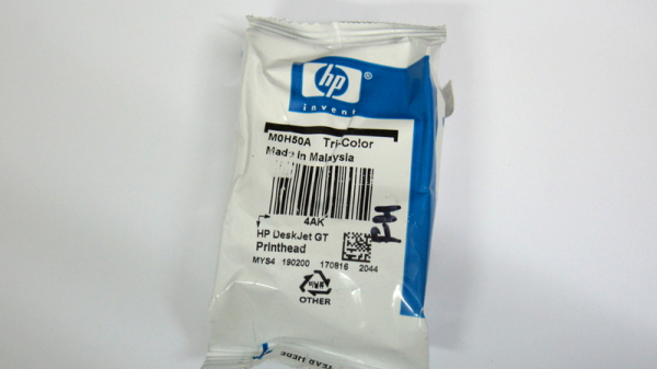 Картридж HP M0H50A Color для HP GT5810/ 5820 Оригинал