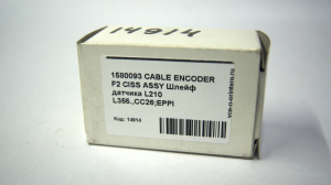 1580093 CABLE ENCODER F2 CISS ASSY Шлейф датчика L210 L355.,CC26;EPPI